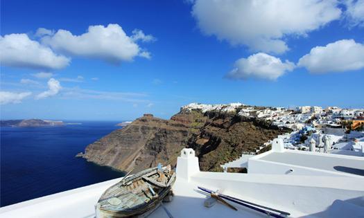 希腊爱琴海游