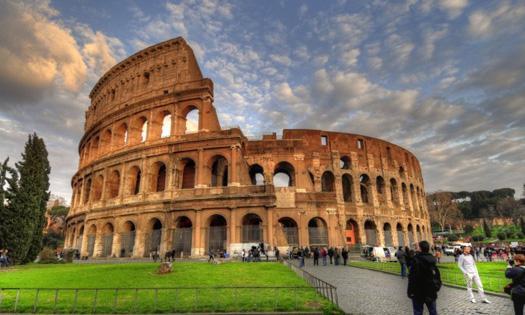罗马一日游 - 罗马斗兽场