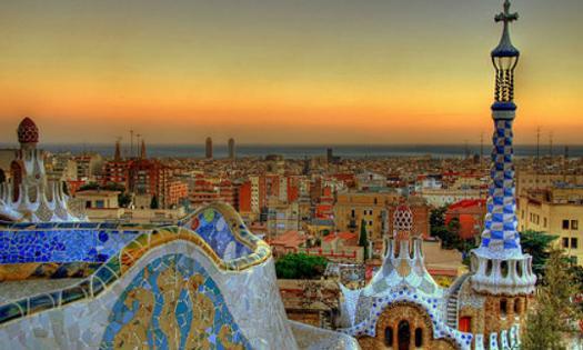 奔向欧洲的天涯海角 葡萄牙 西班牙 法国 艺术游(西葡)