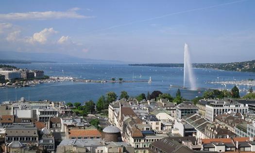 法国瑞士列支敦士登三国四日之旅