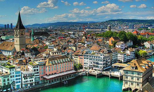 东欧瑞士7天游