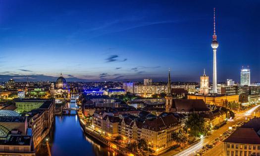 柏林一日游 文化历史游