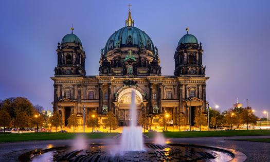 Day Tour in Berlin: Cathedrals
