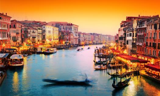 阳光魅惑意大利写意之旅