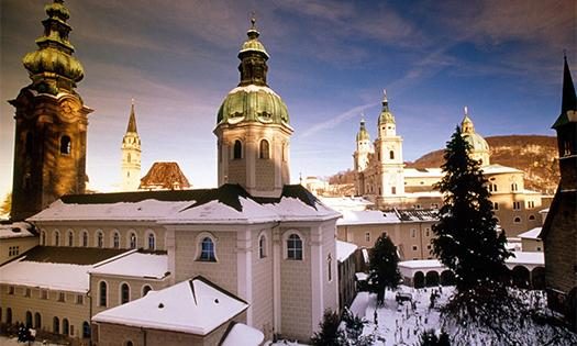 东欧瑞士风情游(萨尔茨堡线)