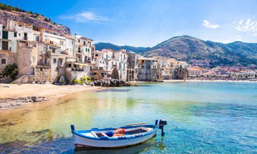 西西里岛奇遇(罗马进出)