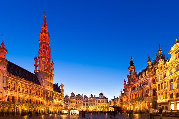 欧洲十四日游 比荷德瑞挪卢法 北欧风情