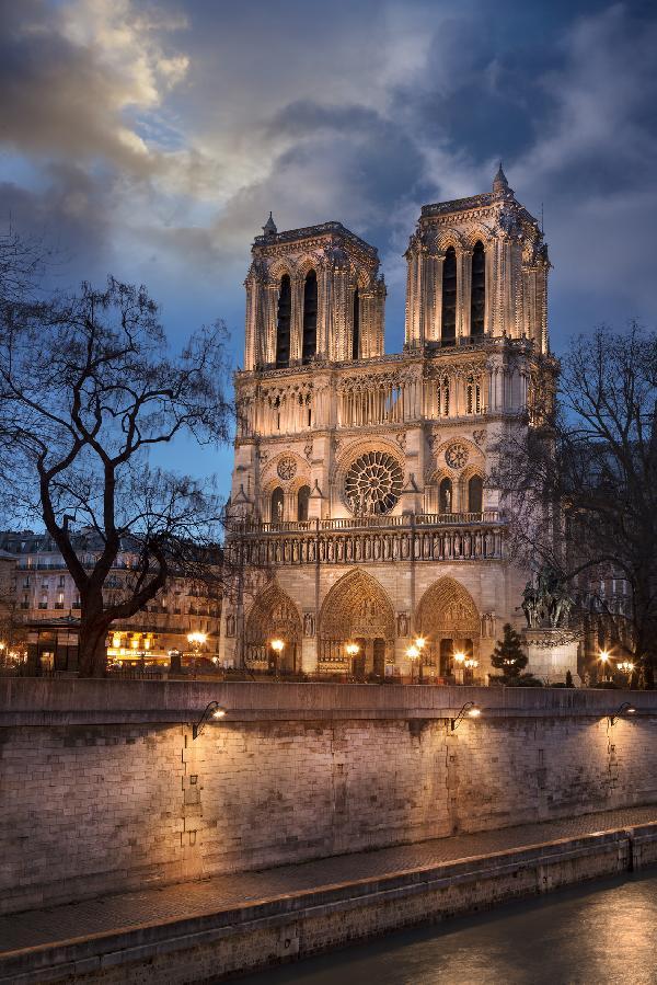 遍游西欧风情游(巴黎线)