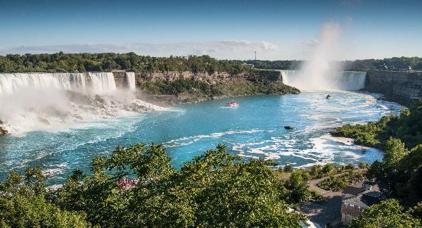 豪华线·加拿大多伦多-尼亚加拉瀑布四日深度游