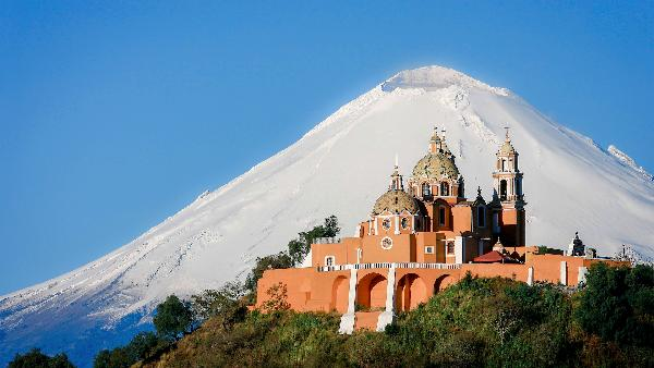 【天使之城】乔卢拉金字塔及普埃布拉一日游(墨西哥城出发)