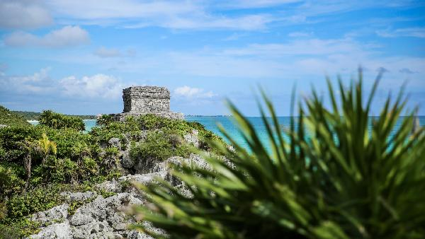 Day trip to Tulum ruins in Mexico and Playa del Carmen, Mexico (from Cancun)