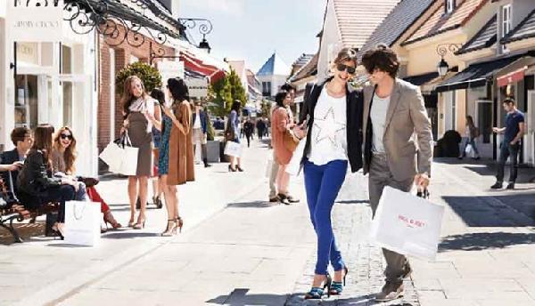 巴黎山谷购物村(La Vallée Village Outlet)购物一日游