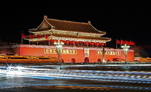 时尚北京轻松五日游