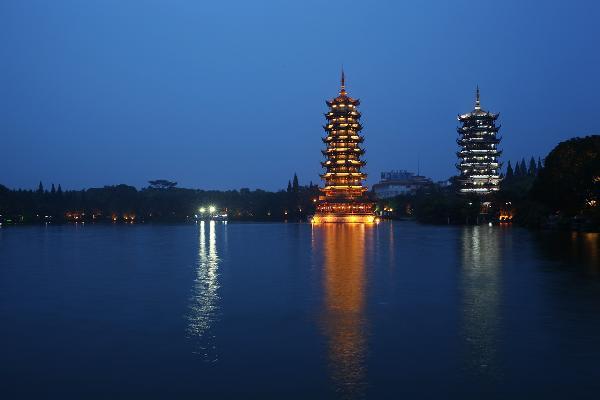 桂林龙胜漓江龙脊全景六日游