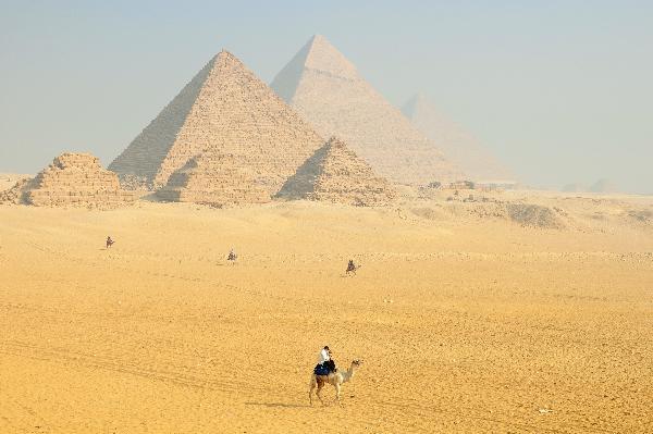 探秘埃及•红海狂欢•8日五星豪华之旅