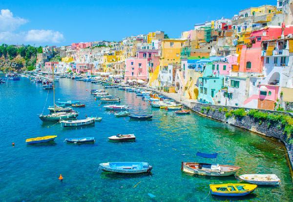 意大利南部梦幻海岸之旅