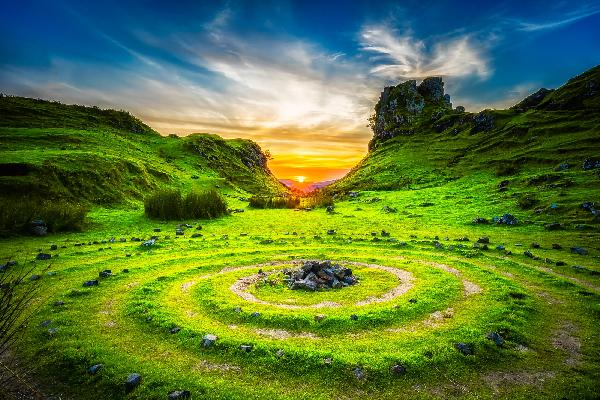 天空岛•哈利波特•苏格兰高地三日游