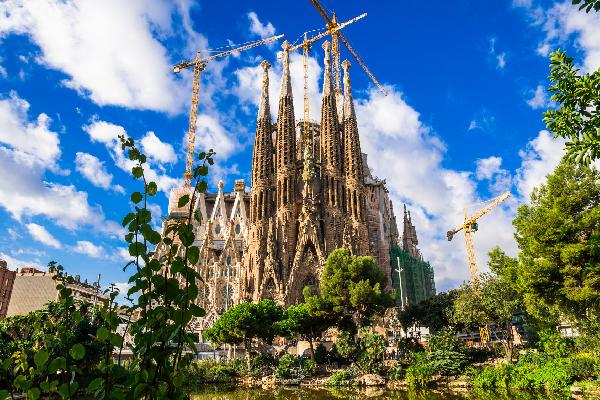 奔向欧洲的天涯海角 葡萄牙 西班牙 法国 艺术游
