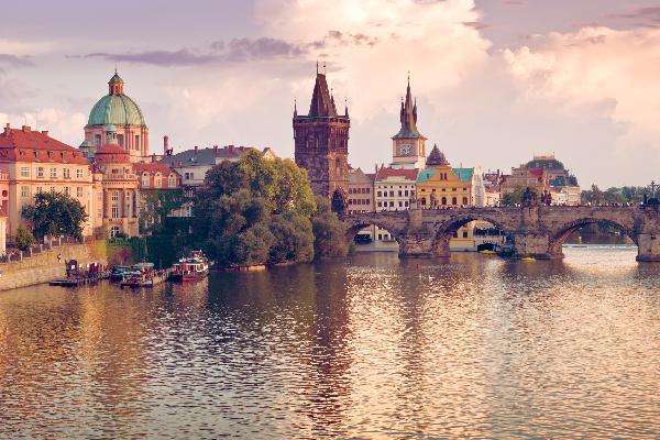 访新怀旧看东欧-捷斯匈奥德法 六国九日之旅