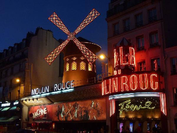 巴黎红磨坊+法式晚餐