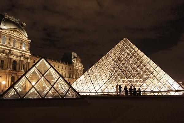 初见巴黎一日游