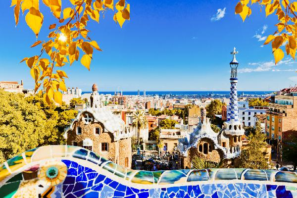 Chartered day trip around Barcelona