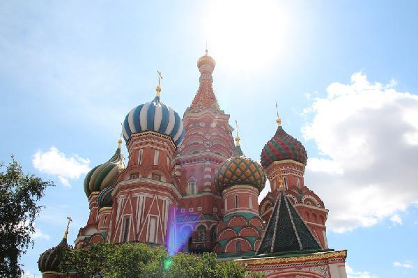 精彩俄罗斯,浪漫迷情九日之旅