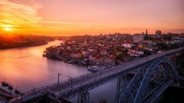 陆地尽头彩色葡萄牙四日游