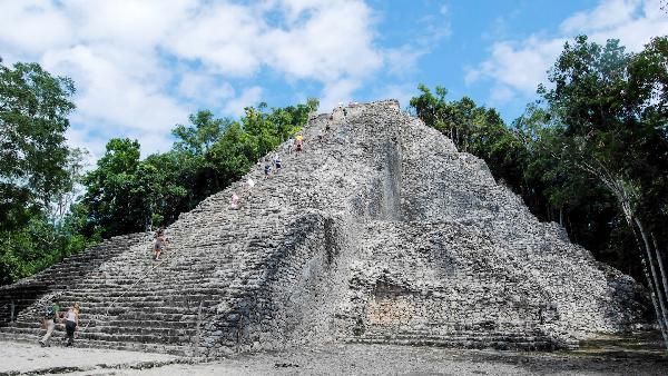 墨西哥墨西哥城+坎昆7日半自助游
