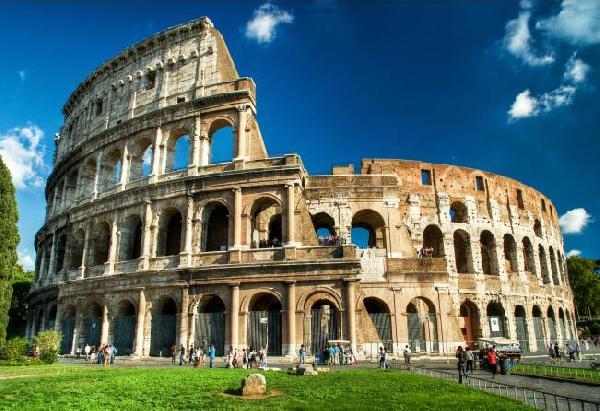 条条道路通罗马 意大利四国八日印象之旅