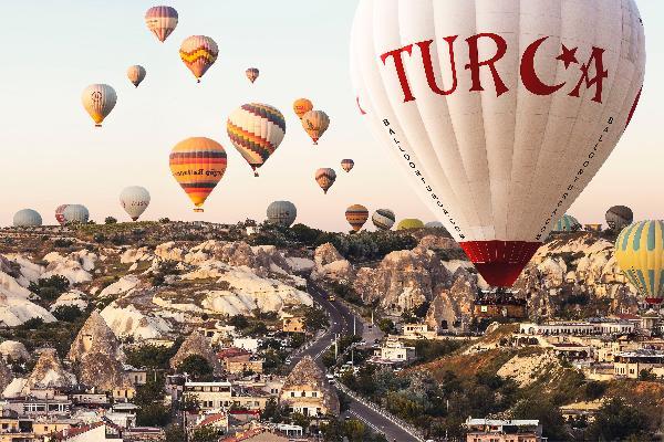 【精品】漫行土耳其7日·五星酒店(全程含餐+景点首道+洞穴酒店+自费体验热气球)