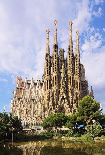 Sagrada Familia tour with Chinese guide