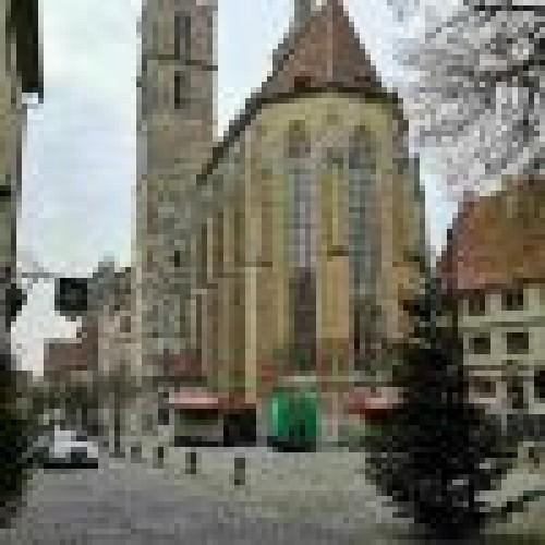 Frankfurt Day Tour B Line: Romantic Road Starting Point Würzburg + Rothenburg Fairytale Town travel pictures