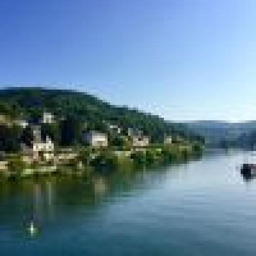 Frankfurt Day Tour A Line: Heidelberg + Ruedesheim + Rhine Valley Cruise travel pictures