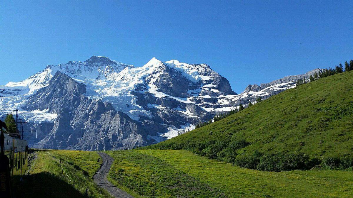 瑞士旅游?值得一去的少女峰 -【瑞士旅游攻略】