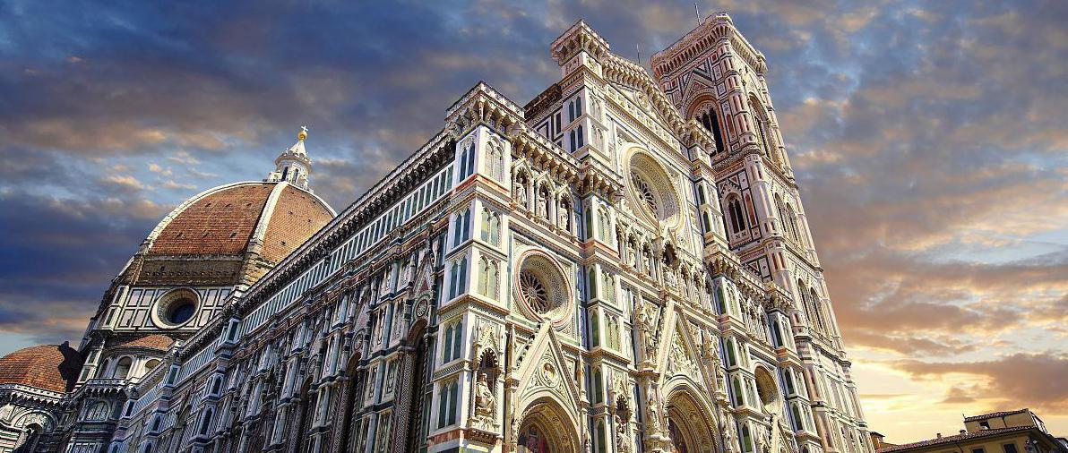 佛罗伦萨旅游 - 花之圣母大教堂 - 【意大利旅游攻略】